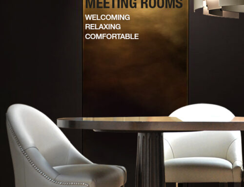 THE NEW MEETING ROOMS