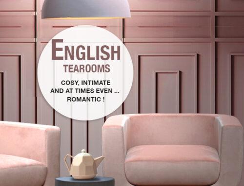 ENGLISH TEAROOMS